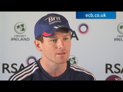 England won't underestimate Ireland - Eoin Morgan
