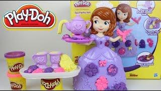 Juguetes Play Doh De La Princesa Sofia- Play Doh Sofia The