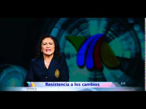 Resistencia a los cambios AZTECA Barra de Opinion