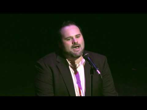 PHANTOM: Luke Grooms sings Monticello by Pasek and Paul