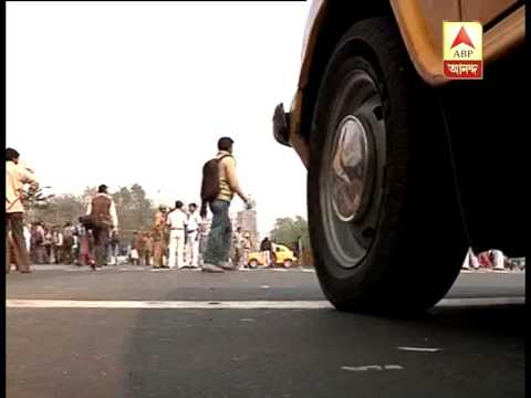 Traffic movement hits in Kolkata due to TMC's Brigade rally