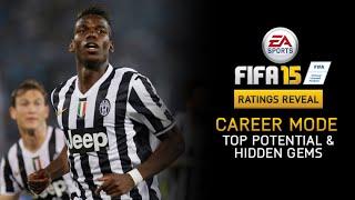 FIFA 15: Player Potentials & Hidden Gems Career Mode (Best