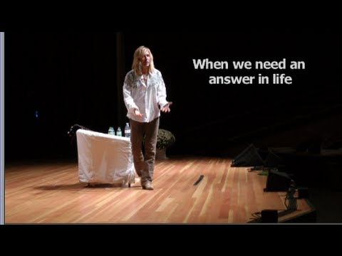 The Secrets of Life- Markus Hamburg speech highlights