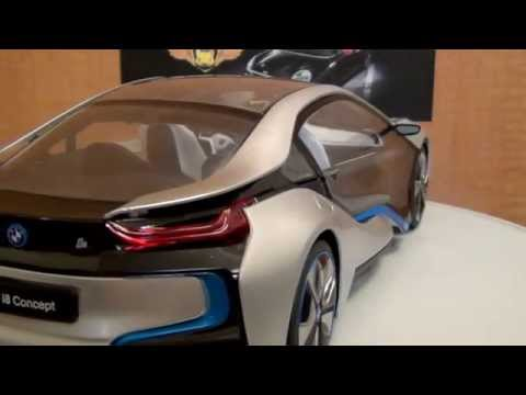 BMW i8 RC 1:14 model review