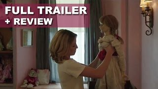 Annabelle Official Trailer + Trailer Review 2014 : Beyond