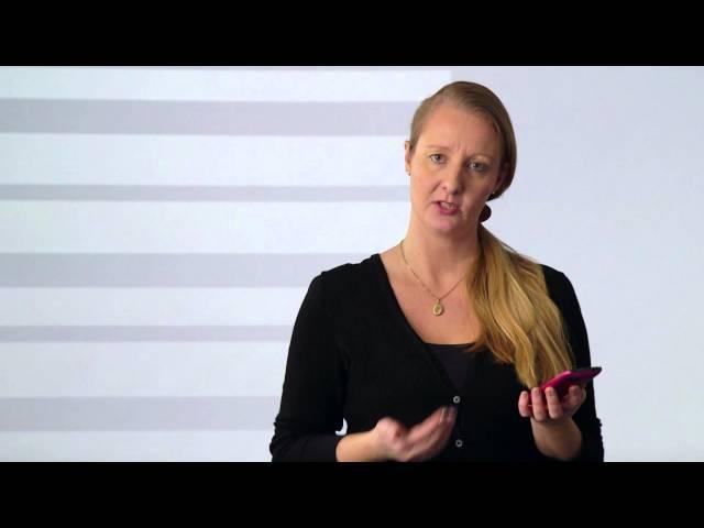 Oplæsning og skrivning på smartphone med Android