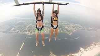 Um salto assim deve ser uma experiência única!