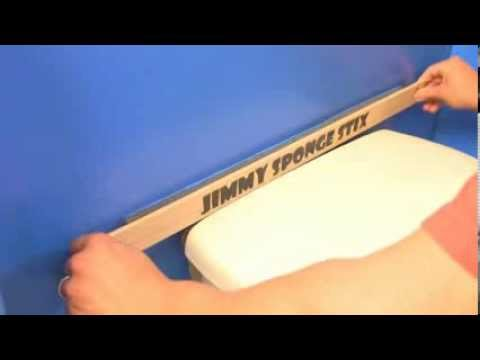 How to paint behind the toilet youtube for How to paint a bathroom behind toilet