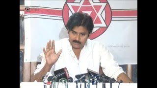Pawan Kalyan Sensational Comments on Kapu Garzana