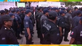 Reconoce el Ayuntamiento a los policías de Puerto Vallarta