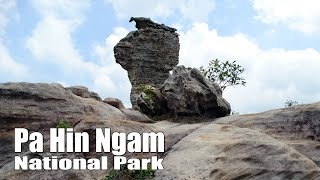 Pa Hin Ngam National Park, Chaiyaphum, Northeastern Thailand