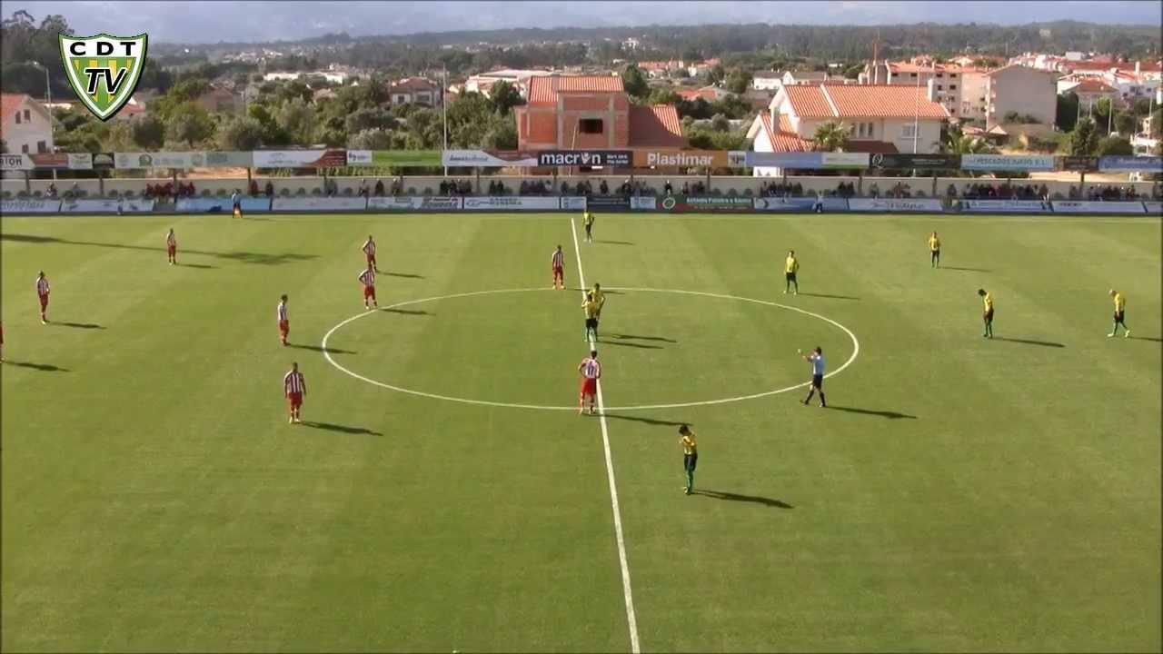 CD Tondela 1-1 Aves