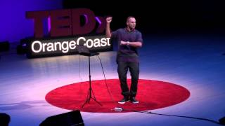 The most important language you will EVER learn | Poet Ali | TEDxOrangeCoast