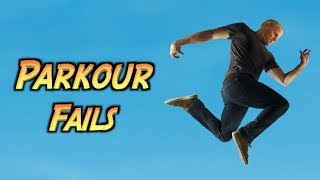 [Parkour Fails (Freerunning Bloopers)] Video