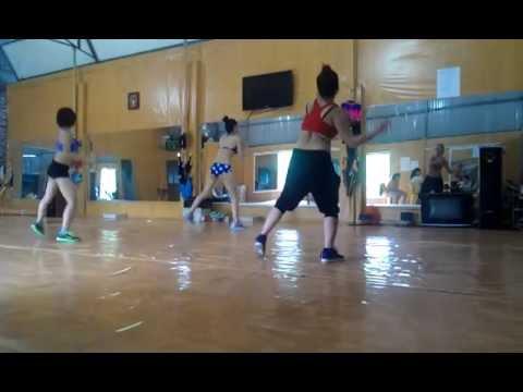 Thể dục Thẩm mỹ/Aerobic -Bài tập Eo 1 của TT Thể dục Thẩm mỹ Vân Anh (Phố Nhổn)