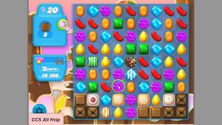Candy Crush SODA SAGA Level 75 Basic Strategy