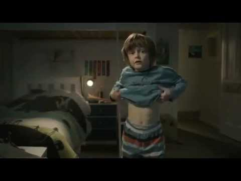 NEW Huggies DryNites Pyjama Pants Secret Weapon Advert