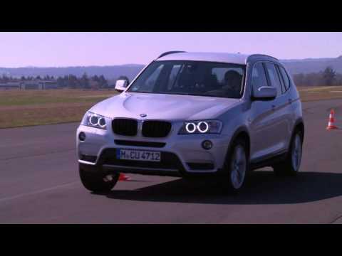 Тест-Драйв обновленного BMW X3 xDrive 2.0d
