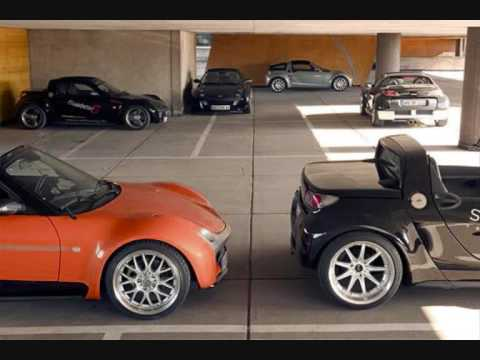 Smart roadster innenraum tuning