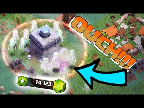 DON'T GO IN THERE!!! | GEMMED MAXED CRUSHER | Clash Of Clans