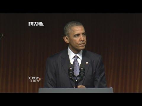 Full Speech: President Obama at Civil Rights Summit