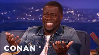 Kevin Hart:  Will Ferrell is Cheap As Hell