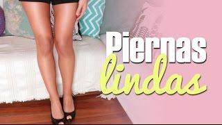 Como tener piernas perfectas en 15 minutos