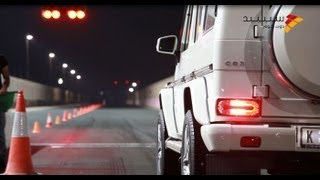 Mercedes G 63 AMG Vs. Mercedes SLS AMG Roadster