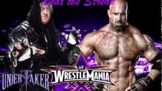 WWE WrestleMania 30 Dream Match Card HD