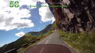 Roadbook moto Cantal : le Puy Mary