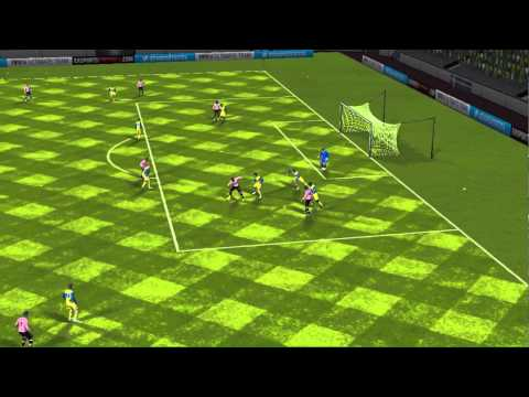 FIFA 14 iPhone/iPad - Chievo Verona vs. Palermo