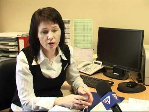 Смотреть видео О  нулевой декларации в Вентспилсе
