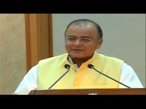 Shri Arun Jaitley speech at the book launch - 'Getting India Back on Track'