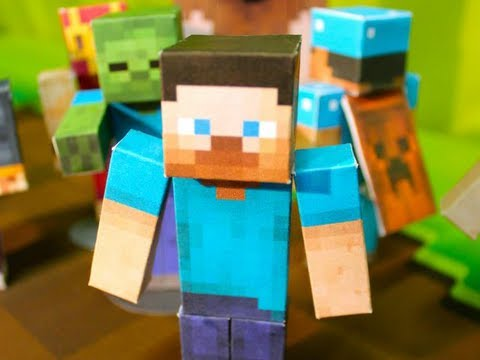 PAPER MINECRAFT and more!! -- App All Knight #13