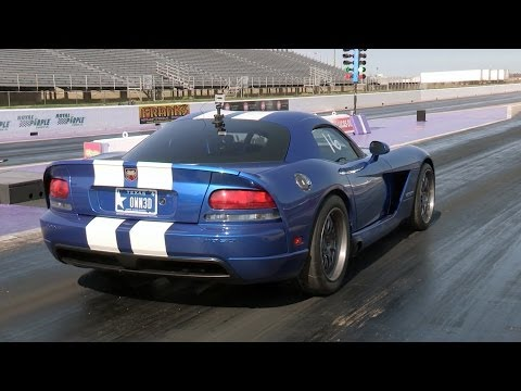 9 Second Supercharged Viper