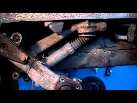 How to repair peugeot 206 axel part 1.divx