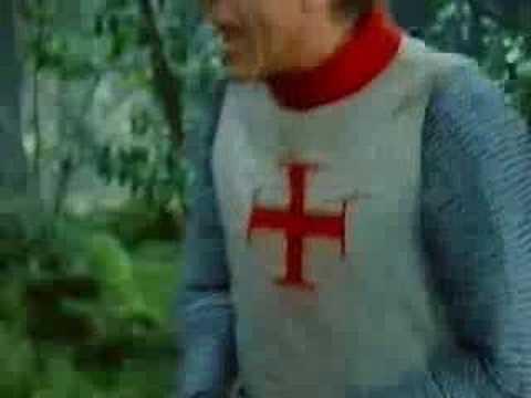Hugh Paddick as Robin Hood