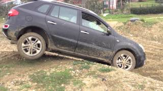 Renault Koleos 10' Vs Toyota Rav4 10' Off Road