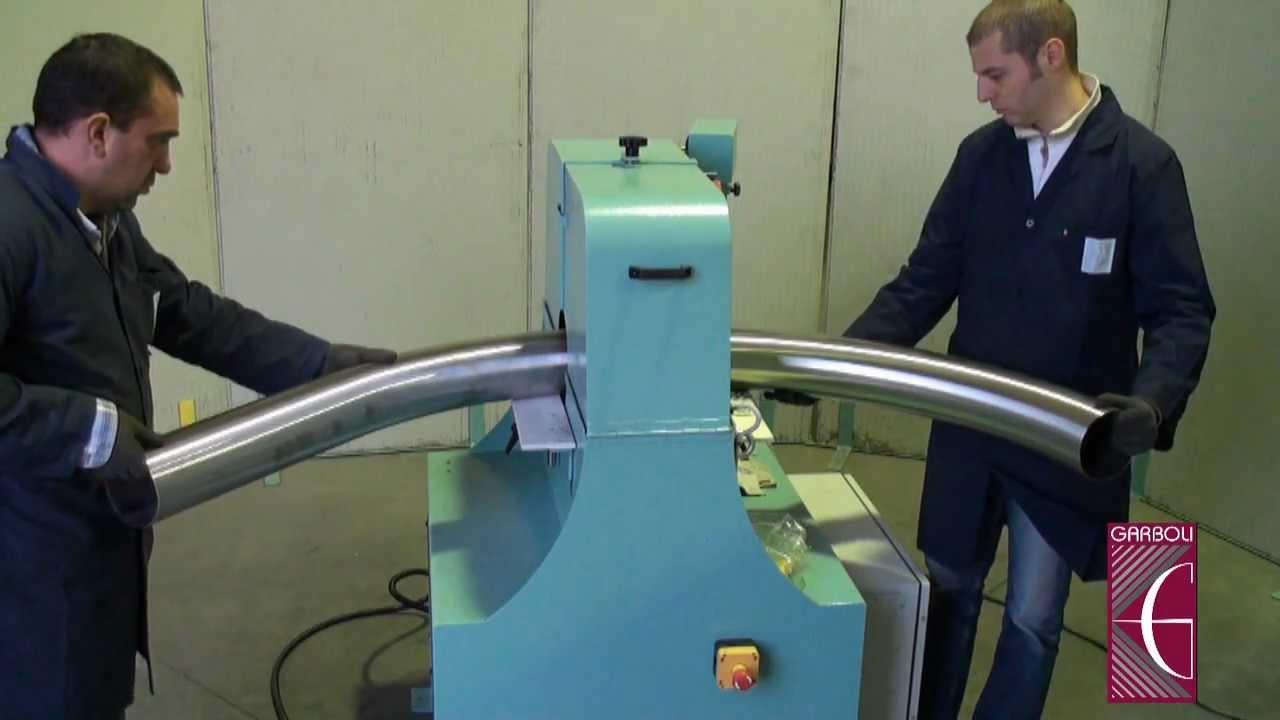 Pulidora de tubos curvados lpc500 youtube - Pulir aluminio a espejo ...