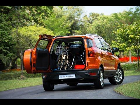 khả năng chuyên chở của Ford Ecosport