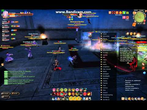 COK Age of Wushu War with Thien Dia Hoi part 3