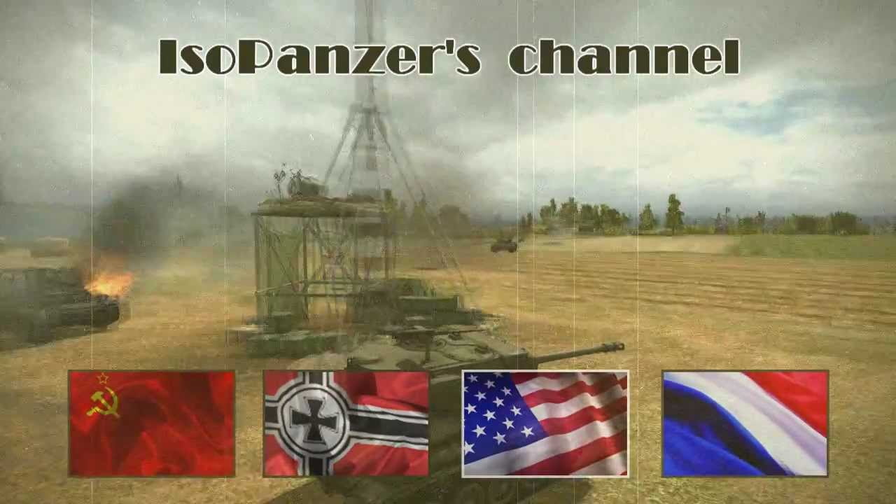 Welcome to IsoPanzer's channel!