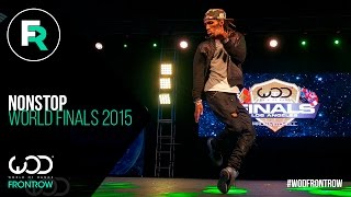Nonstop | FRONTROW | World of Dance Finals 2015 | #WODFINALS15