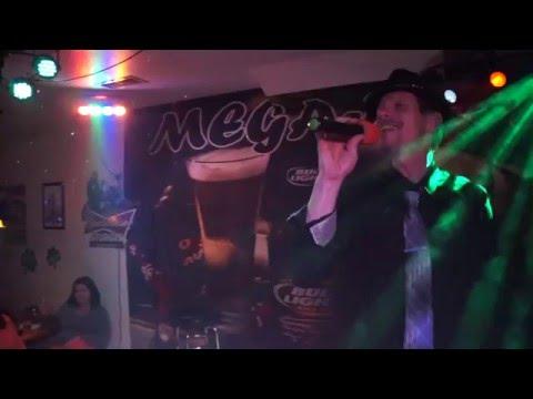Uptown Funk by Rich Miller 1st PLACE Karaoke Idols at Mega-Bites in Crossville,TN on 3-19-16