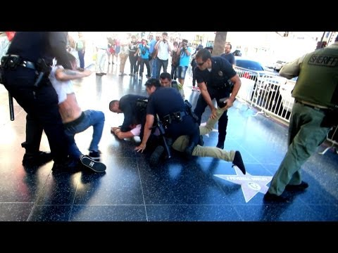 Vitaly Gets Arrested!!