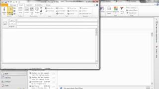 Sharing Contact Groups In Outlook 2010