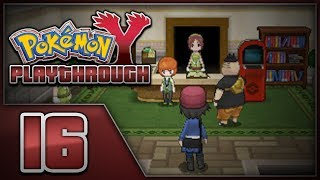 Pokémon Y Playthrough Episode 16 The Day Care And Route 7