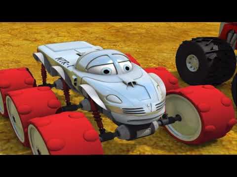Meteor Monster Truck 13.- Přicházi Bourák