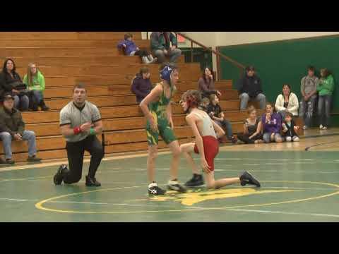 NAC - Beekmantown Mod & JV Wrestling 12-19-12