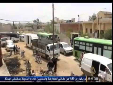 سوريا - مسار الثورة